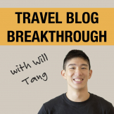 Travel Blog Breakthrough